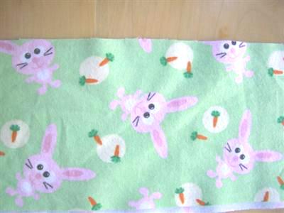 Bunny fabric