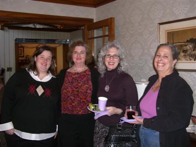 Jen, Karen, Janet, Bonnie