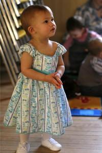 Josie at 11 months