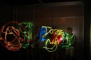 MIT museum light photo