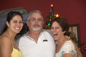 Vanessa, Carlos and Tere