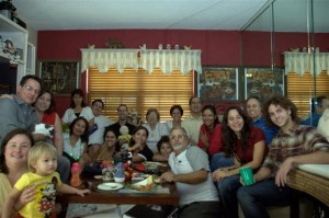 The big Espinoza family