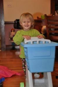 Josie's shopping cart