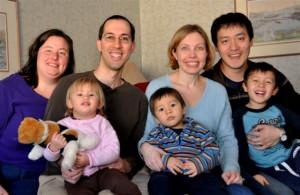 Jen, Josie, Jordi, Zach, Christina, Chanh and Ethan