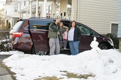 Us and the car