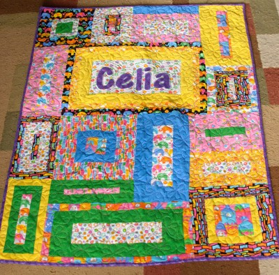 Celia's quilt