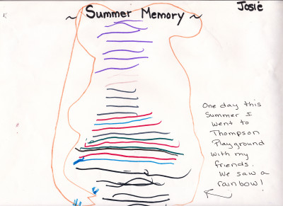 Josie summer memory