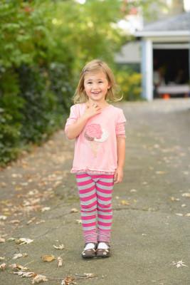 Celia age 3