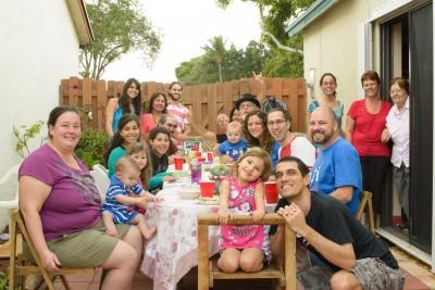 Espinoza family!