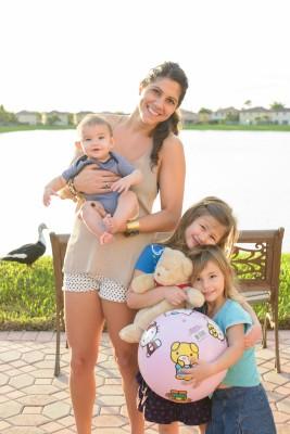 Vani and my kids