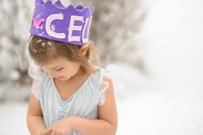 Celia, snow princess