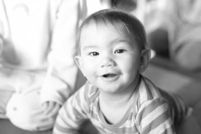 Ewan at 7.5 months