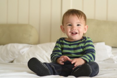 Ewan at 9.5 months