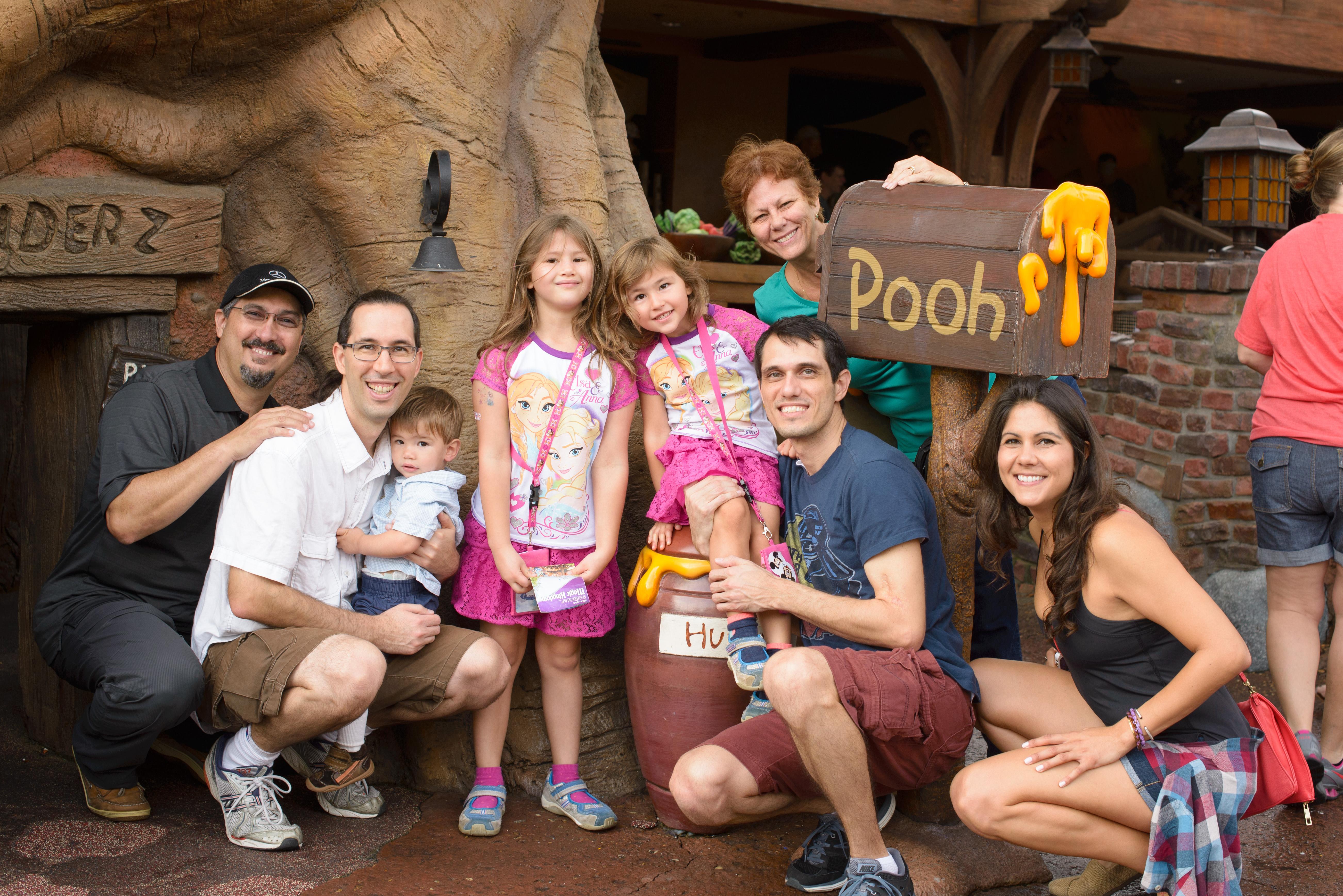 Winnie the pooh house