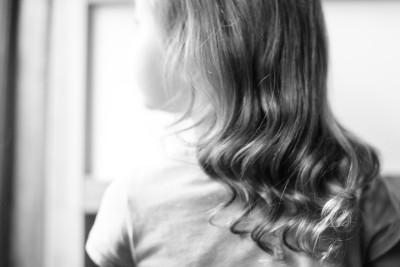 Celia's lovely hair